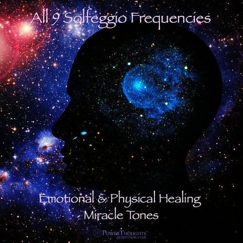 Kaledon - All 9 Solfeggio Frequencies: Emotional & Physical