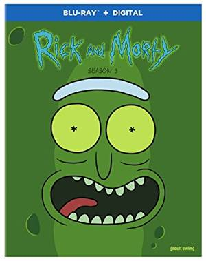Rick & Morty: The Complete Third Season