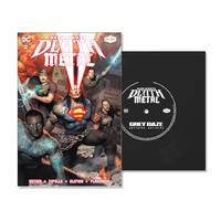 Grey Daze - Anything, Anything (DC - Dark Nights: Death Metal Version) [Indie Exclusive Limited Edition 7in Flexi Disc + Comic]
