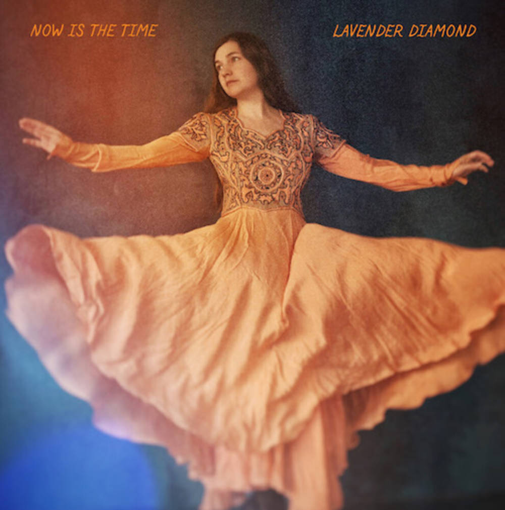 Lavender Diamond - Now is the Time [LP]