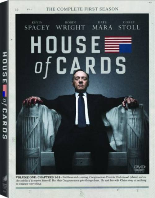 House Of Cards: The Complete First Season (3pc)