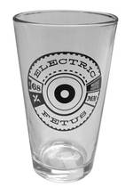 Electric Fetus Pint Glass