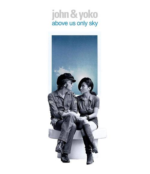 John & Yoko: Above Us Only Sky [Blu-ray]
