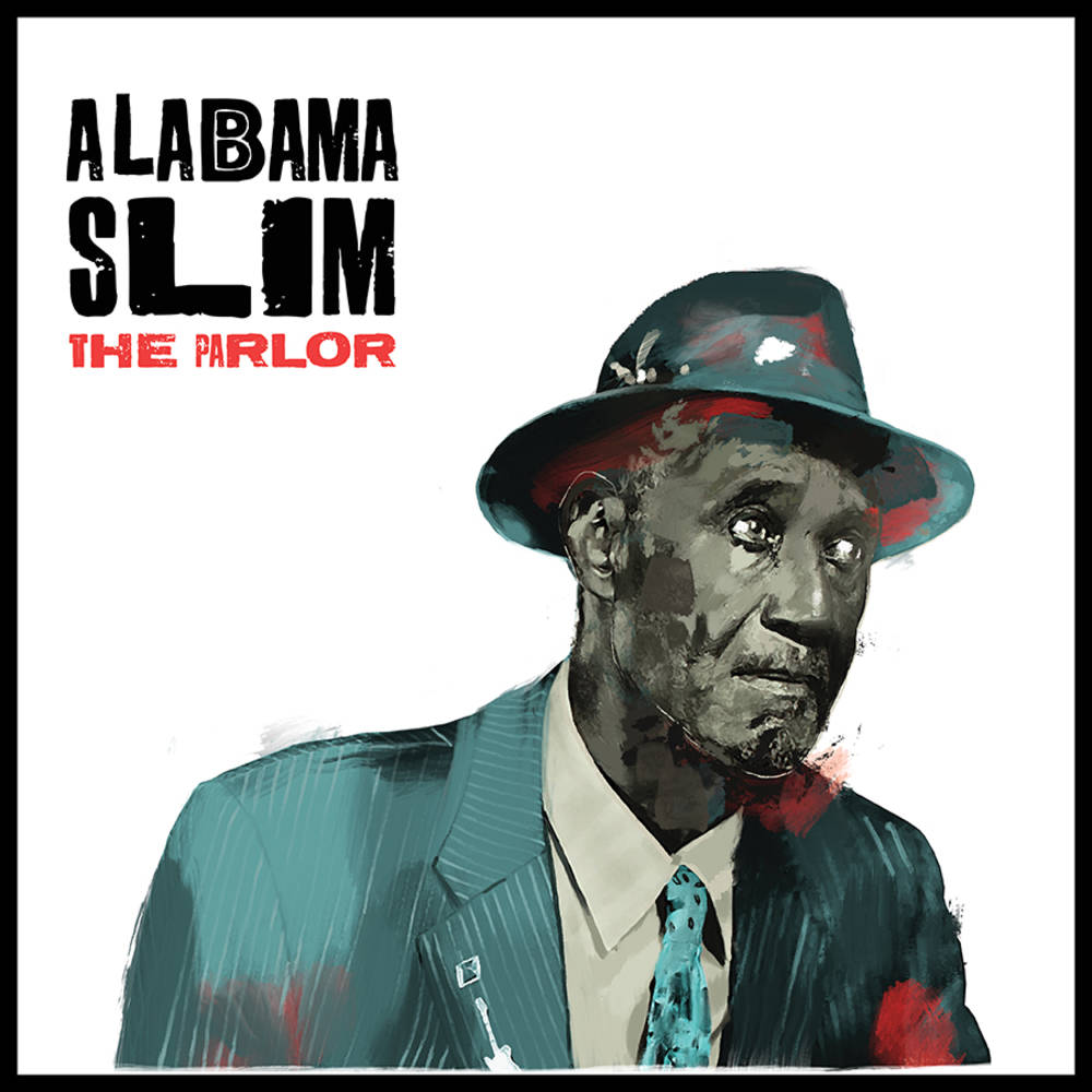 Alabama Slim - The Parlor [LP]