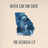 Death Cab for Cutie - The Georgia (Peach Vinyl)