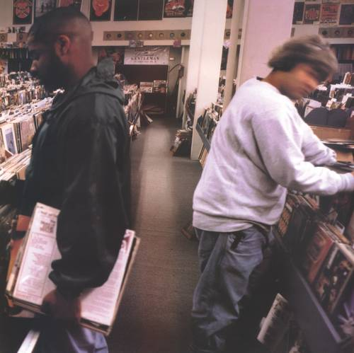 DJ Shadow - Endtroducing.....: 25th anniversary [Half-Speed Master 2 LP]