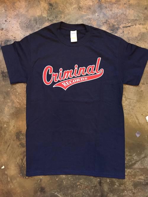 - CR Unisex Small T-Shirt - Navy