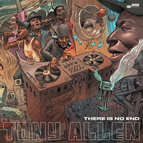 Tony Allen - There Is No End [2 LP]
