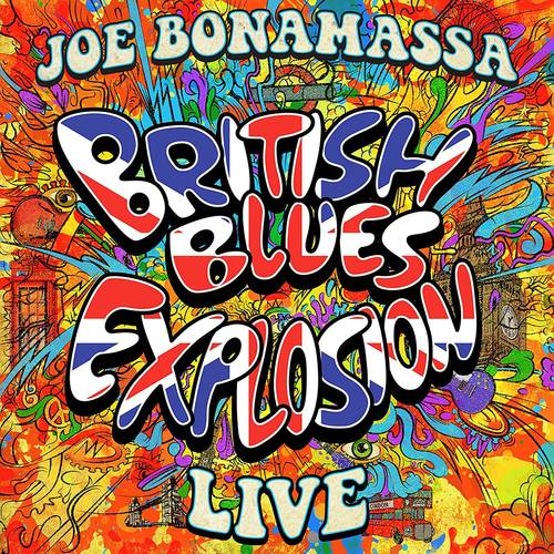 British Blues Explosion Live [3LP]