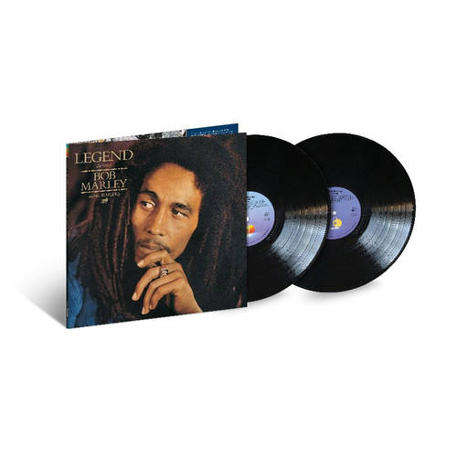 Legend: The Best Of Bob Marley & The Wailers [35th Anniversary 2 LP]
