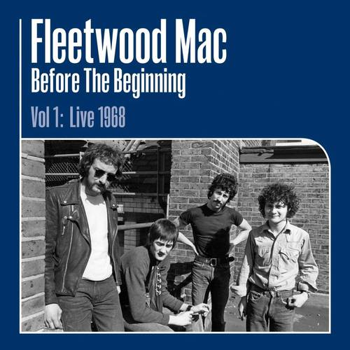 Before the Beginning Vol 1: Live 1968 [LP]