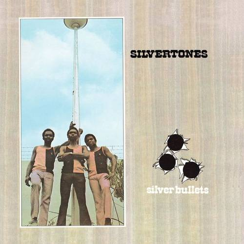 The Silvertones - Silver Bullets - VMP Exclusive Vanilla Sky Color Vinyl