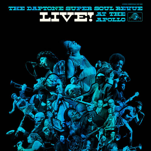 Various Artists - The Daptone Super Soul Revue Live! At the Apollo [2CD]