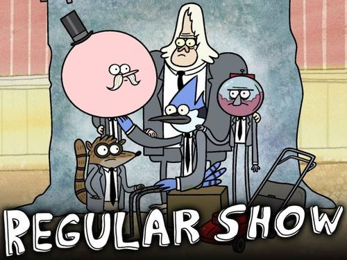 Regular Show [TV Series]
