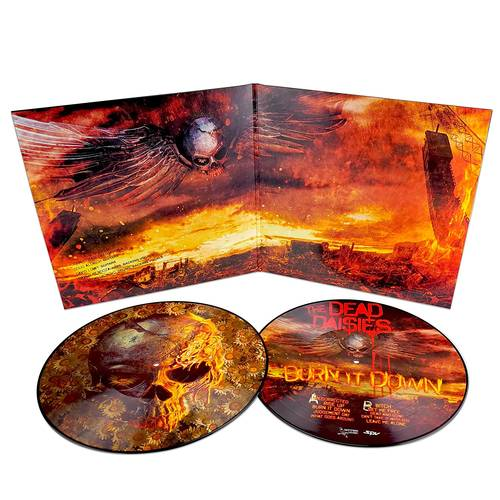 Burn It Down [Limited Edition Picture Disc LP]