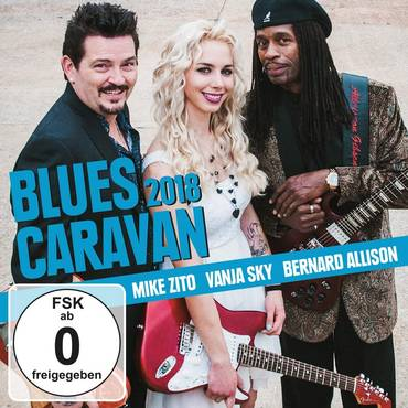 Blues Caravan 2018 [Deluxe CD/DVD]