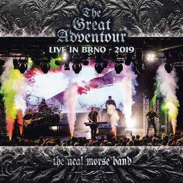 The Great Adventour 2019 - Live in BRNO [Limited Edition 2CD+Blu-ray]