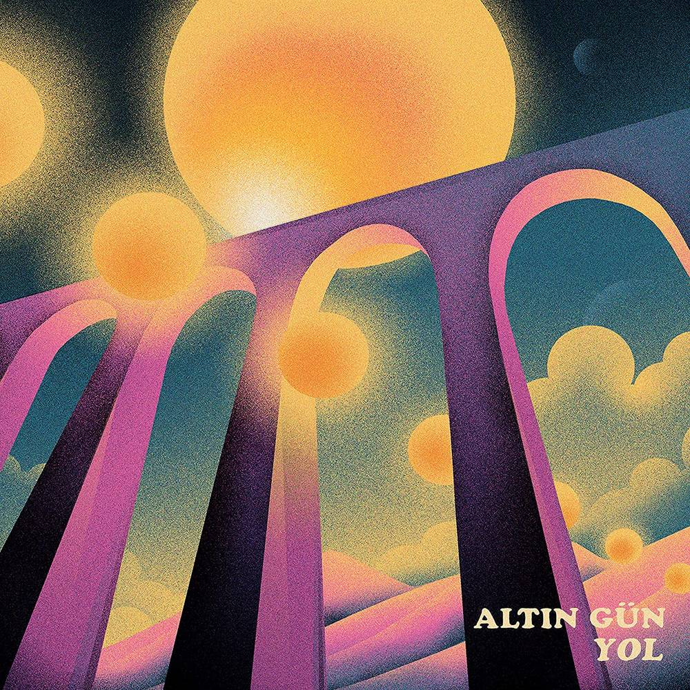 Altin Gun - Yol [Indie Exclusive Limited Edition Purple LP]
