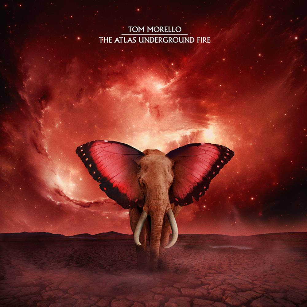 Tom Morello - The Atlas Underground Fire [Lava 2LP]