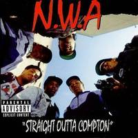N.W.A. - Straight Outta Compton [Import]