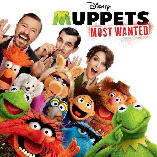 The Muppets Most Wanted [Soundtrack]
