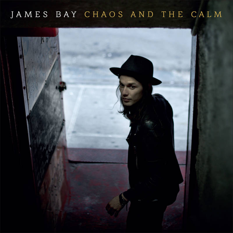 JAMES BAY CHAOS AND THE CALM DELUXE CD