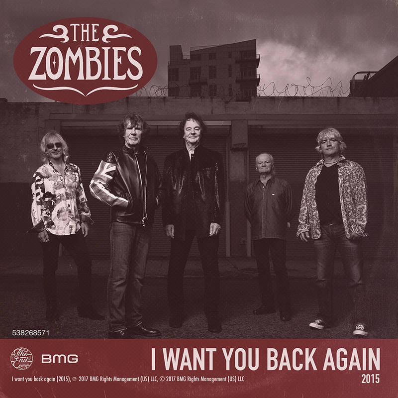 "The Zombies ""I Want You Back"""