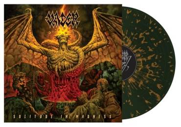 Solitude In Madness [Indie Exclusive Limited Edition Swamp Green / Orange Splatter LP]
