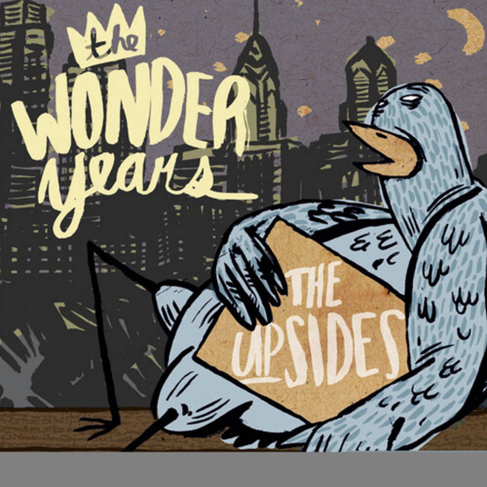 The Wonder Years - The Upsides [Limited Edition Purple & Clear Split LP]