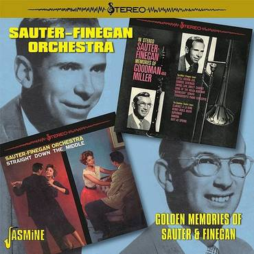 Golden Memories Of Sauter-Finegan [Import]