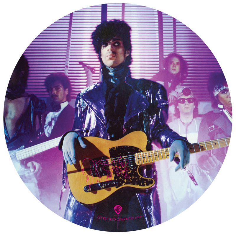 "Prince ""Little Red Corvette"" ""1999"""