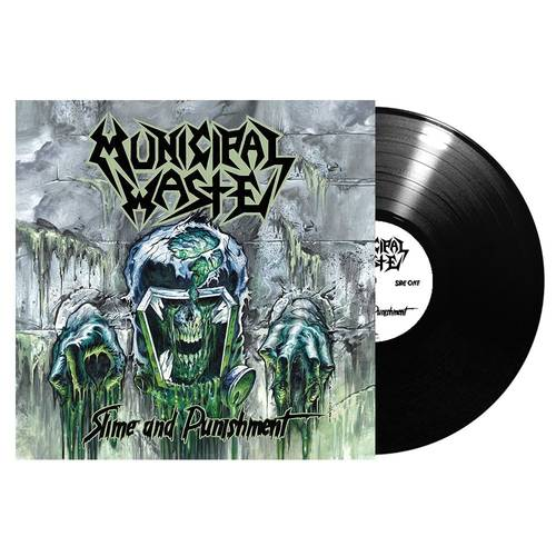 Slime And Punishment [Import LP]