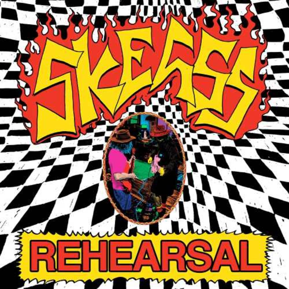 Skegss - Rehearsal [Indie Exclusive Limited Edition Neon Green LP]