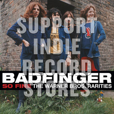 So Fine--Warner Bros. Rarities [RSD 2019]