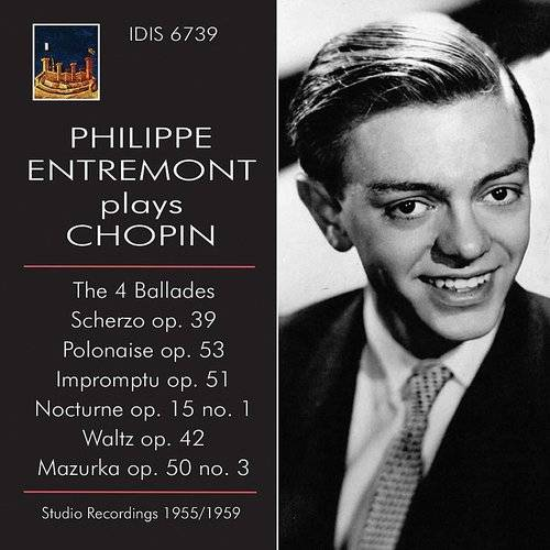 Philippe Entremont Plays Chopi