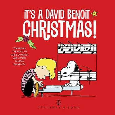 It's A David Benoit Christmas / Various