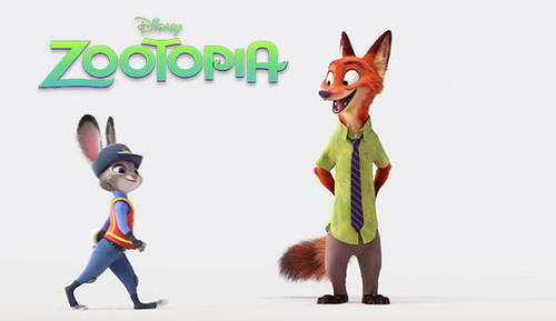Zootopia [Disney Movie]