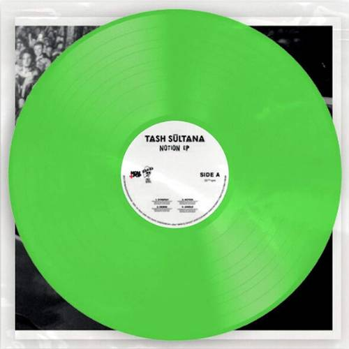 Notion EP [Green Vinyl]