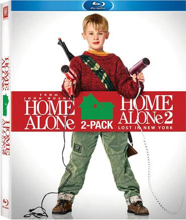 Home Alone Collection: (Home Alone / Home Alone 2: Lost In New York Double Feature)