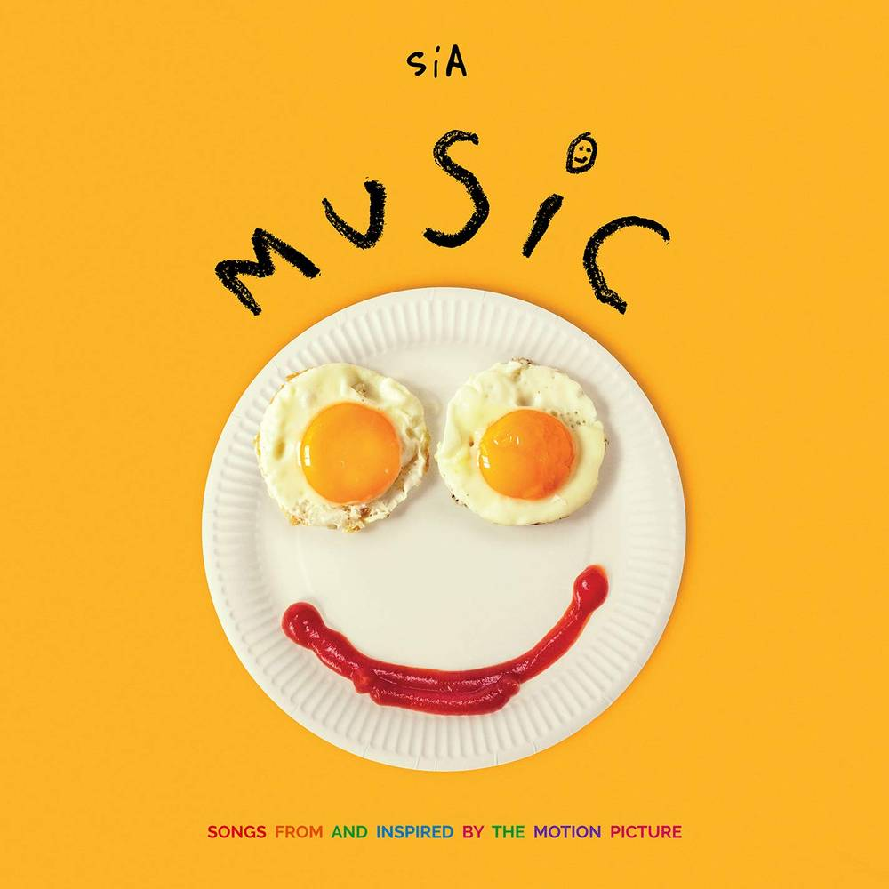 Sia - Music - Songs From And Inspired By The Motion Picture [LP]