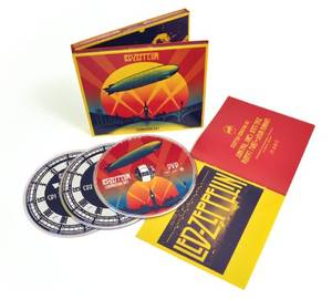 Celebration Day [2 CD, 1 DVD, CD Sized Digipak]