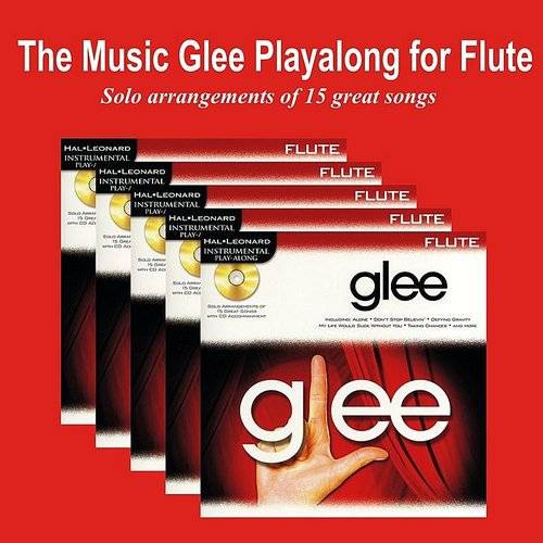 The Music Glee Playalong For Flute