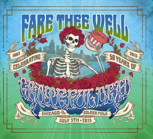 Fare Thee Well (July 5th) [4CD/2Blu-ray]