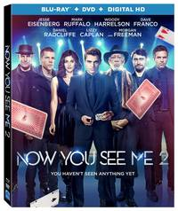 Now You See Me [Movie] - Now You See Me 2