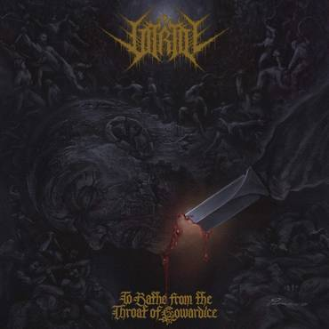 To Bathe From The Throat Of Cowardice [Import LP]