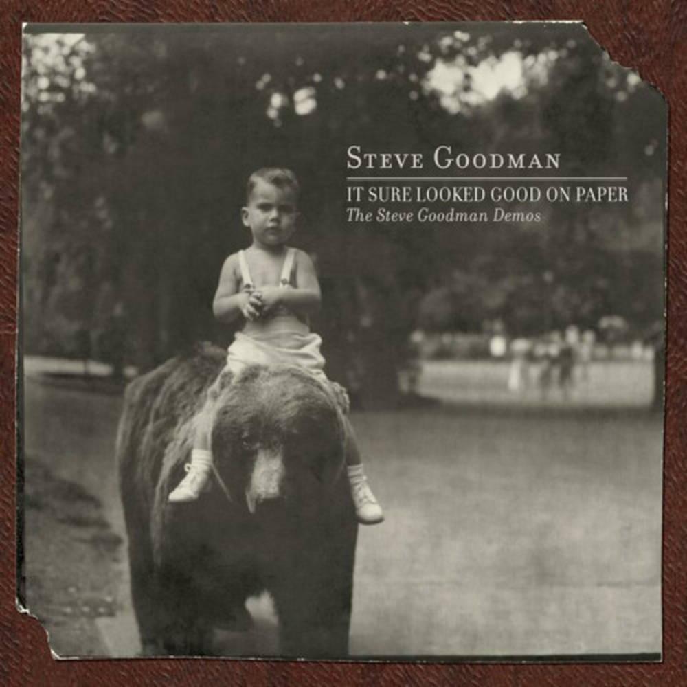 Steve Goodman - It Sure Looked Good On Paper: The Steve Goodman Demos [2LP]