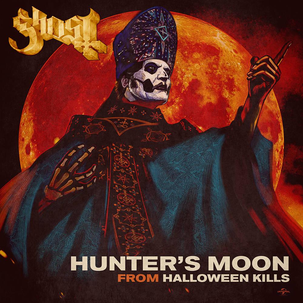 Ghost - Hunter's Moon [Midnight Black Vinyl Single]