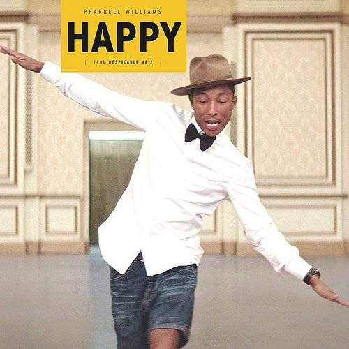 Happy (From Despicable Me) [Vinyl Single]