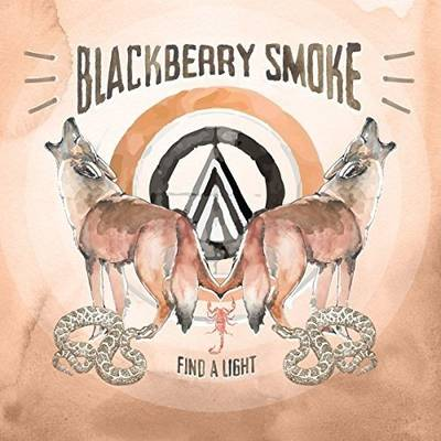 Blackberry Smoke - Find A Light [Indie Exclusive Limited Edition Opaque Silver 2LP]