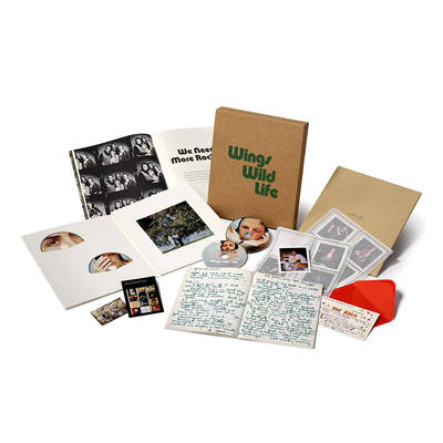 Paul McCartney & Wings - Wild Life: Remastered [Super Deluxe Edition]